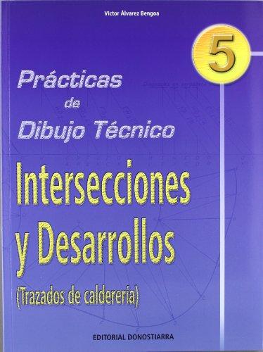 Prácticas de dibujo 5 : intersecciones y: Víctor Álvarez Bengoa