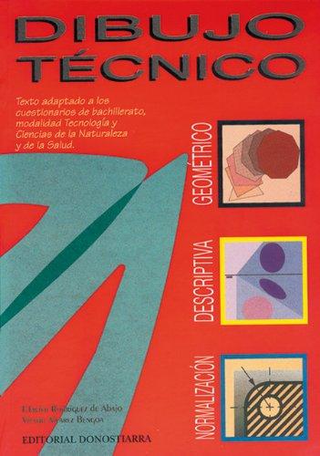 9788470631887: Dibujo Técnico: Bachillerato. - 9788470631887