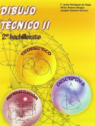 9788470632990: Dibujo Técnico II: 2º Bachillerato.