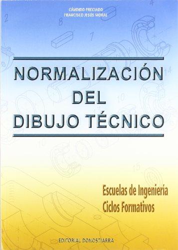 NORMALIZACION DEL DIBUJO TECNICO