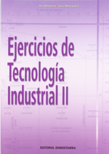 9788470634062: Ejercicios de tecnología industrial II - 9788470634062