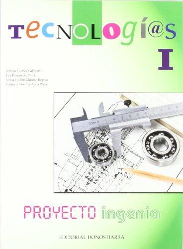 Tecnologías I : proyecto Ingenia: Sonia Gullón Muñoz-Repiso,
