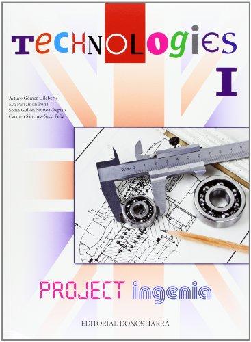 9788470634796: Technologies I - Project Ingenia - 9788470634796