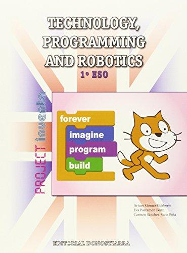 9788470635090: Technology, Programming and Robotics 1º ESO - Project INVENTA