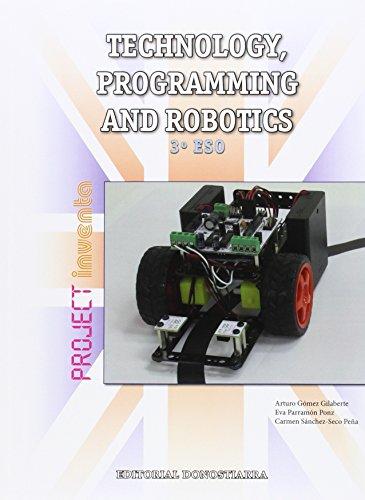 9788470635106: Technology, Programming and Robotics 3º ESO - Project INVENTA - 9788470635106