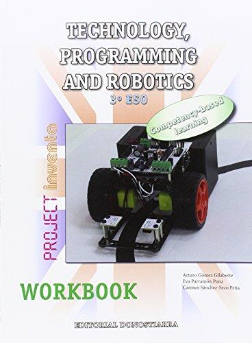 Technology, programming and robotics : 3 ESO: Arturo . .
