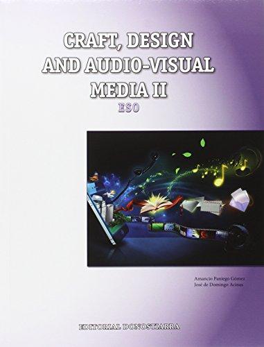 9788470635366: Craft, design and audio-visual media II - 9788470635366