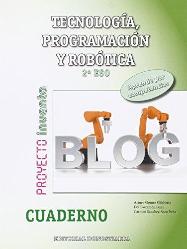 Tecnología, programación y robótica 2 ESO : Arturo . .