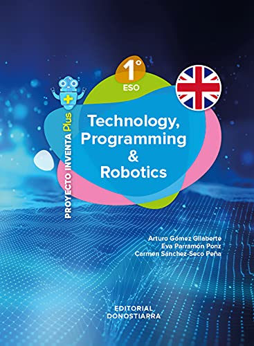 9788470636196: Technology, Programming And Robotics 1º eso - Project Inventa Plus