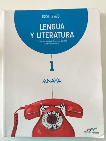 B:Lengua y Literatura 1º Bachillerato / 02: García Ruiz, María