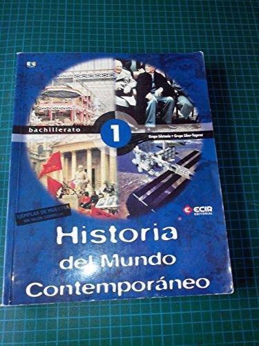 9788470657405: B:HISTORIA M.CONT.1/02 (IC)
