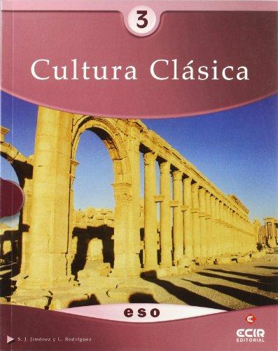 9788470657702: Cultura Clásica 3º ESO/2003-9788470657702