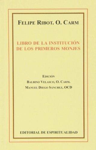 9788470684050: Libro de la institución de los primeros monjes
