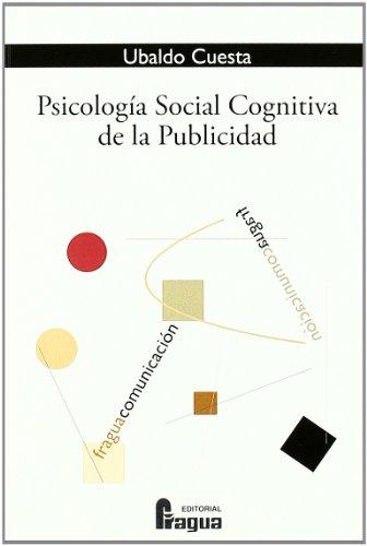 9788470741555: Psicología Social Cognitiva De La Publicidad