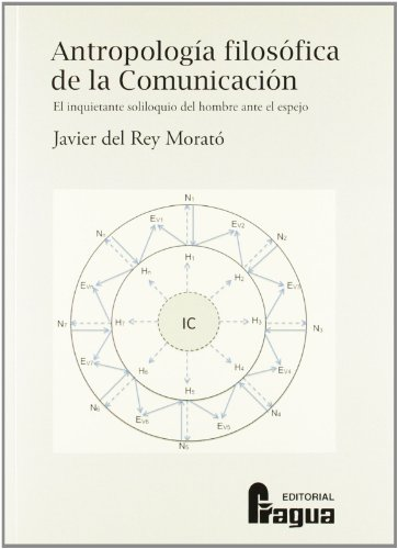 9788470744181: Antropología filosófica de la comunicación : el inquietante soliloquio del hombre ante el espejo