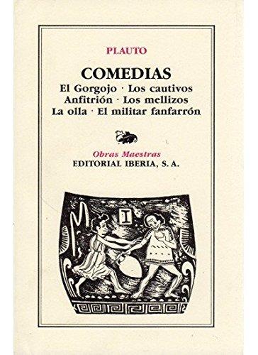 9788470820281: 163. COMEDIAS (LITERATURA-OBRAS MAESTRAS IBERIA)