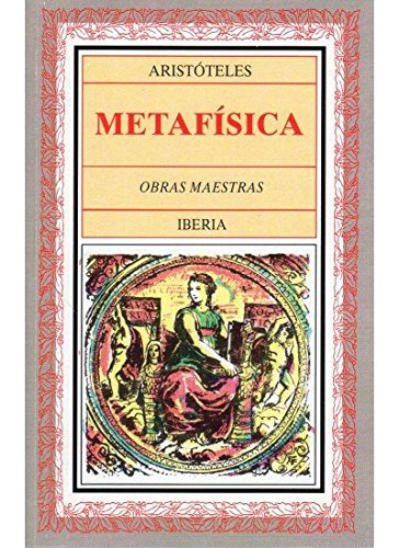 Metafisica (Spanish Edition) (8470820729) by Aristotle