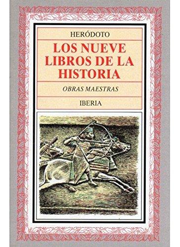 104. NUEVE LIBROS DE HISTORIA, 2 VOLS. (Paperback)