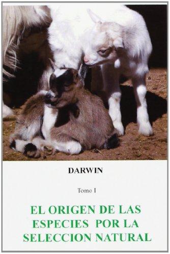 9788470830037: EL ORIGEN DE LAS ESPECIES POR LA SELECCION NATURAL, Charles Darwin