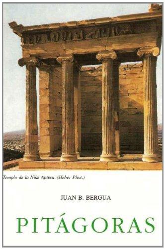9788470830167: Pitagoras (CLASICOS BERGUA)