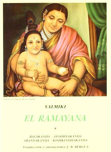 9788470830488: El Ramayana 2 vol (Tesoro literario)