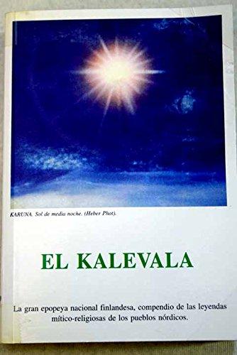 9788470830495: EL KALEVALA, An—nimo