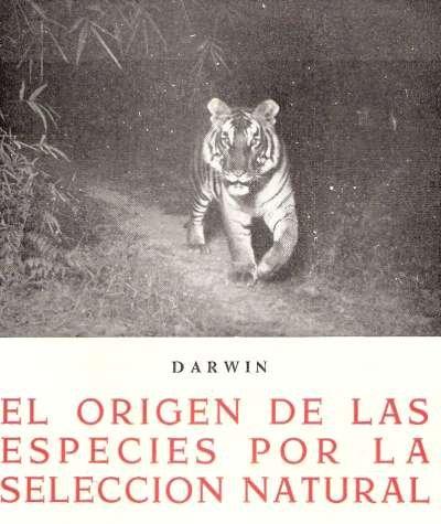 9788470830778: El origen de las especies por la seleccion natural, tomo 1