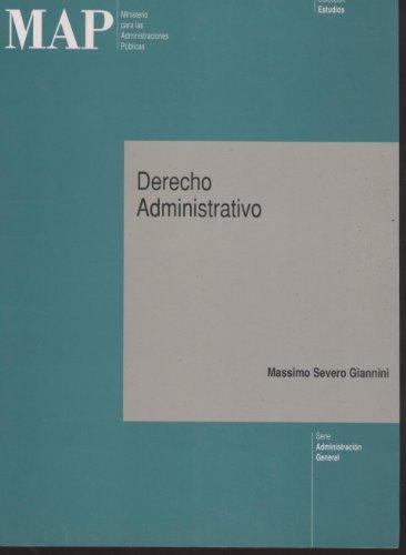 9788470885983: Derecho administrativo