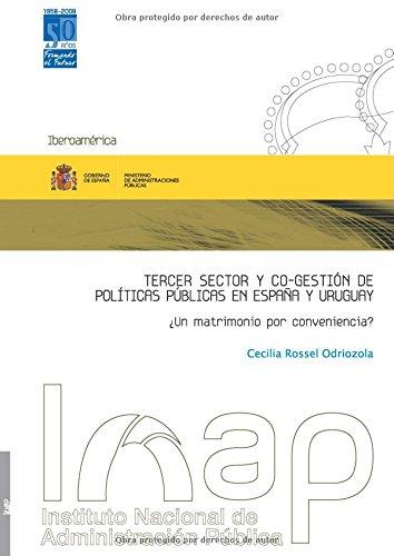 9788470888298: Tercer sector y co-gestión de políticas públicas en España y Uruguay: ¿un matrimonio por conveniencia? (Iberoamérica)
