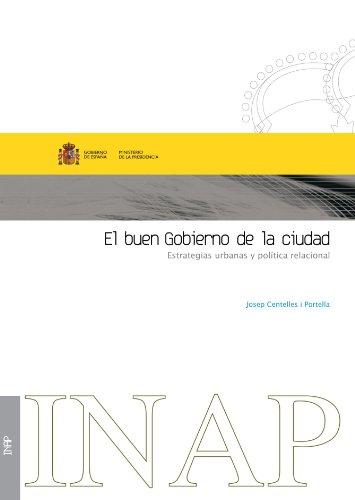9788470888489: El Buen Gobierno De La Ciudad (Spanish Edition)