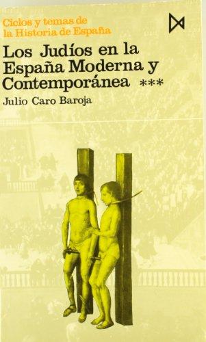 9788470900921: Los judíos en la España Moderna y Contemporánea III