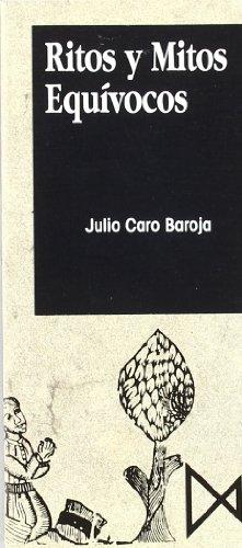 9788470902031: Ritos y mitos equívocos (Colección Fundamentos) (Spanish Edition)