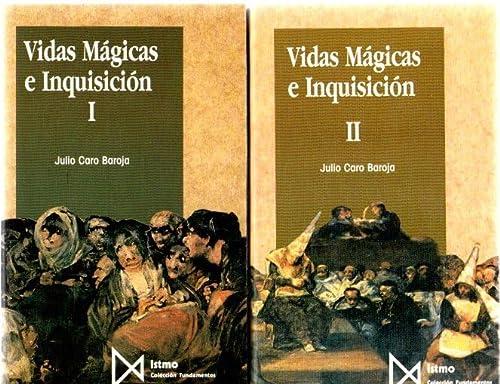 9788470902482: Vidas magicas e inquisicion,2 tomos