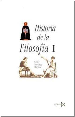9788470902734: Historia de la Filosofía I: 21 (Fundamentos)