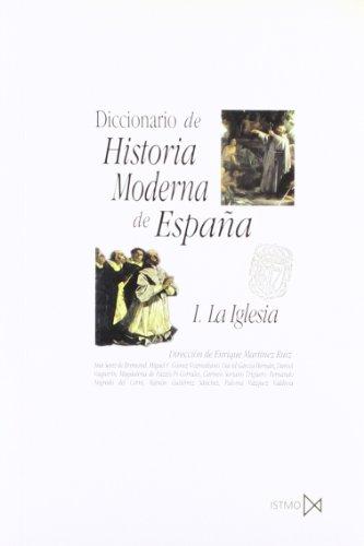 9788470903137: Diccionario de historia moderna de España (Colección Fundamentos) (Spanish Edition)