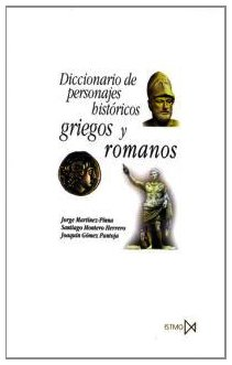 9788470903236: Diccionario de personajes históricos griegos y romanos. (Fundamentos)