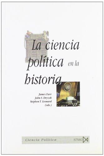 LA CIENCIA POLITICA EN LA HISTORIA: John S. Dryzek,