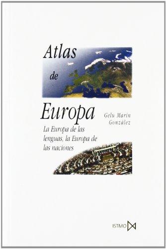 9788470903953: Atlas de Europa