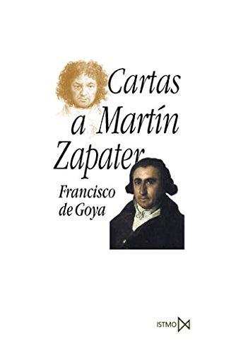 9788470903991: Cartas a Martín Zapater: 209 (Fundamentos)