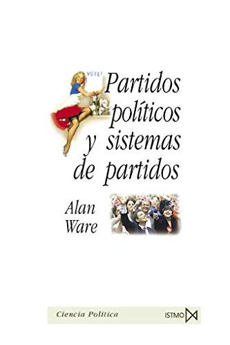 9788470904226: Partidos políticos y sistema de partidos (Fundamentos)