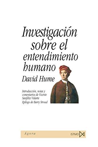 9788470904516: Investigaci?n sobre el entendimiento humano: 216 (Fundamentos)