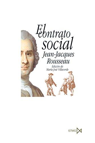 El Contrato Social (Spanish Edition): Jean Jacques Rousseau