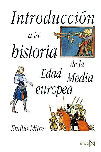 9788470904790: Introducción a la historia de la Edad Media europea