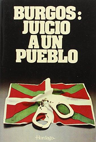 Burgos: Juicio A Un Pueblo,: Lurra