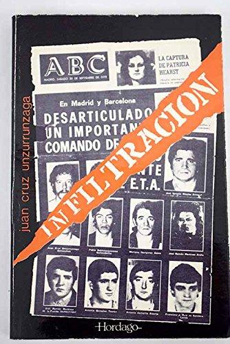 9788470991172: Infiltración (Colección Otsagabia)
