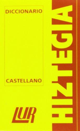 9788470994074: Dicc. Castellano Lur