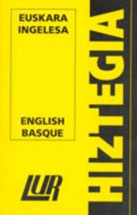 9788470994210: hiztegia euskara / inglesa english/basque