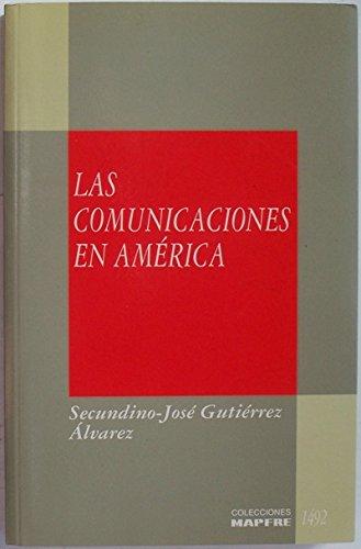 9788471006240: Las comunicaciones en América: De la senda primitiva al ferrocarril (Coleccion Realidades americanas) (Spanish Edition)