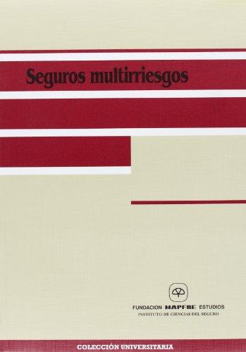 9788471007827: Seguros multirriesgos