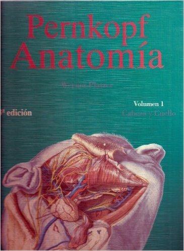 9788471011626: Pernkopf Anatomia. 2 Volumenes (Spanish Edition)